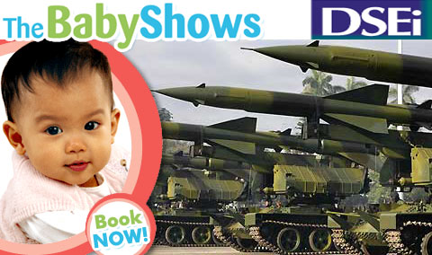 Clarion - everything you need for your growing baby and/or military dictatorship