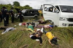 The Ampatuan massacre